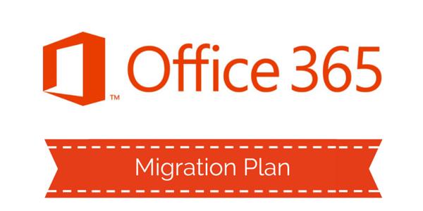 office 365 migration plan